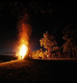 Fêtes du feu du solstice