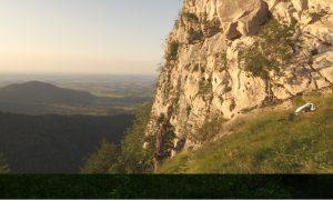 Sentier n°5 : Herran – Labaderque, Rocher de Pene Blanque