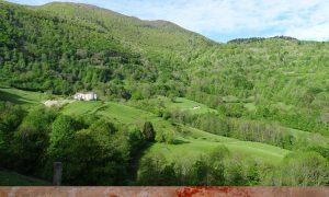 Sentier n°9 : Arbas : De verre et de bois